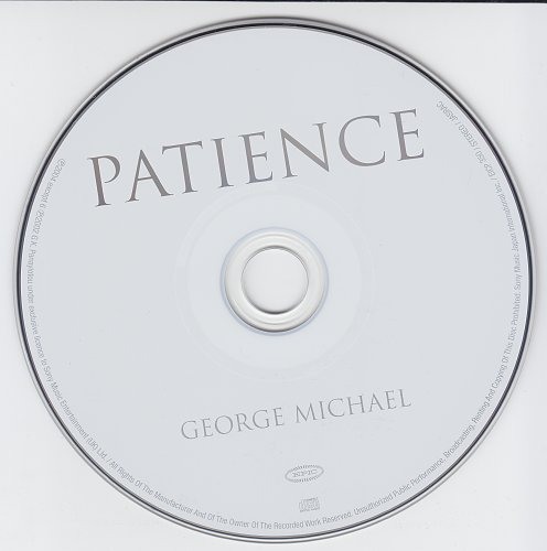 George Michael - Patience (2004, Japan)
