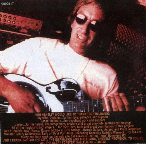 Ken Hensley - A Glimpse Of Glory - 1999
