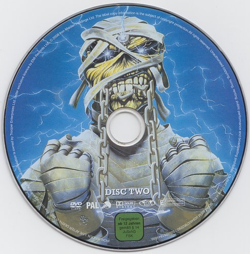 Iron Maiden - Live After Death 1985 (2DVD)