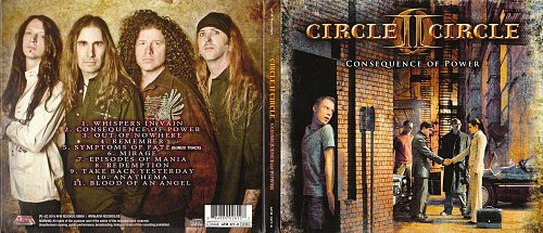 Circle II Circle - Consequence Of Power (Limited Edition) 2010