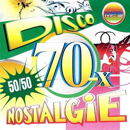 Disco Nostalgie 70-х 50/50