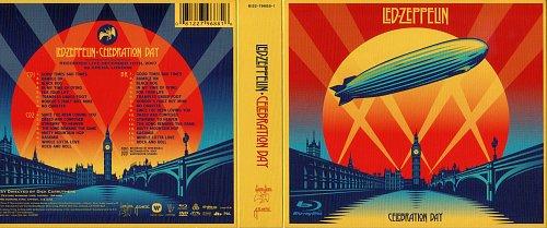 Led Zeppelin - Celebration Day (2012)