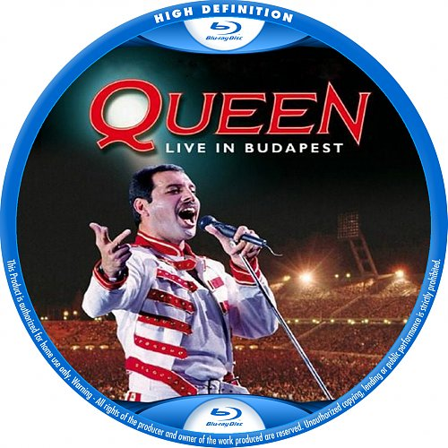 Queen: Hungarian Rhapsody - Live in Budapest (1986)