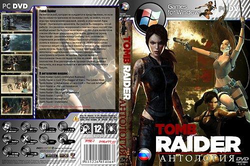 tomb raider - АНТОЛОГИЯ
