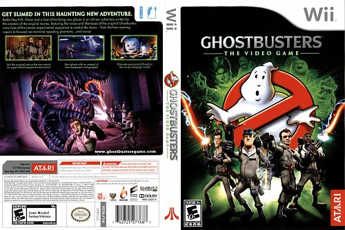 Ghostbusters: The Video Game Nintendo Wii