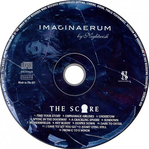 Nightwish - Imaginaerum. The Score (2012)