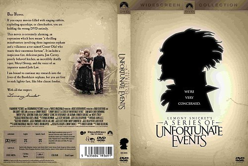 Лемони Сникет: 33 несчастья / Lemony Snicket's A Series of Unfortunate Events