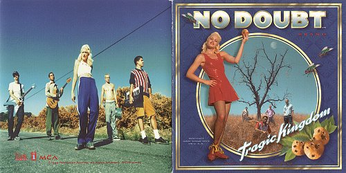 No Doubt - Tragic Kingdom (1995)