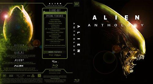 Чужой. Антология - Alien