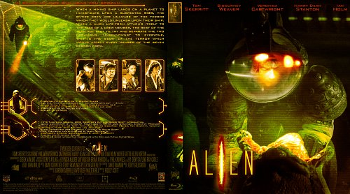 Чужой 1-2-3-4 - Alien