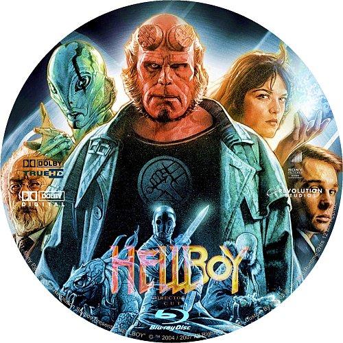 Хеллбой: Герой из пекла - Hellboy - 2004