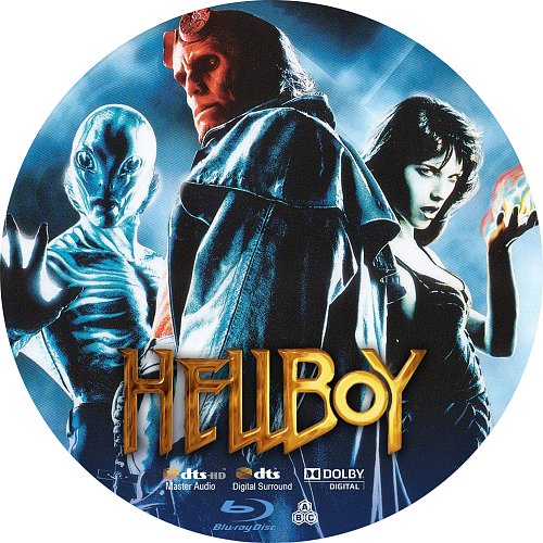 Хеллбой. Герой из пекла - Hellboy - 2004