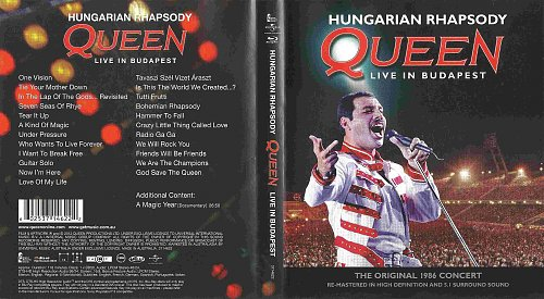 Queen-Live in Budapest