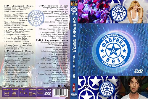 Фабрика звёзд - Возвращение (2011)