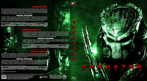 Predator -Collection (2010)