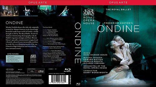 Ханс Вернер Хенце - Ундина / Hans Werner Henze - Ondine (Undine) (2010)