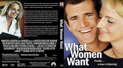 Чего хотят женщины / What Women Want (2000)