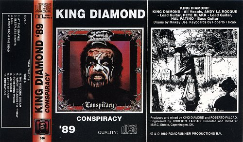 King Diamond - Conspiracy (1989)