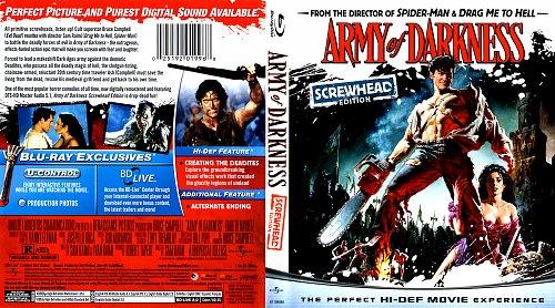 Зловещие мертвецы 3: Армия тьмы / Army of Darkness (1992)