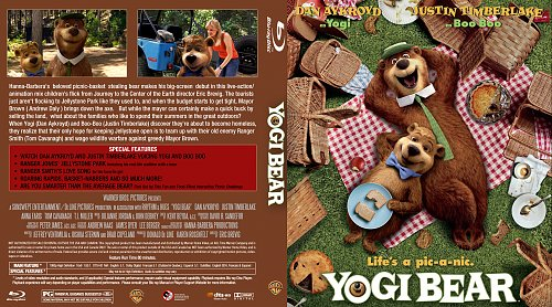 Медведь Йоги / Yogi Bear (2010)