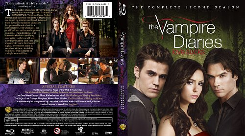Дневники вампира / The Vampire Diaries (2009-...)