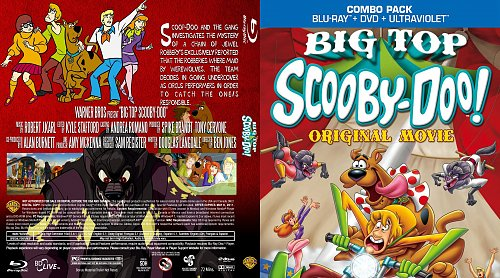 Скуби-Ду! Под куполом цирка / Big Top Scooby-Doo! (2012)