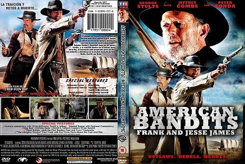 Американские бандиты: Френк и Джесси Джеймс / American Bandits: Frank and Jesse James (2010)