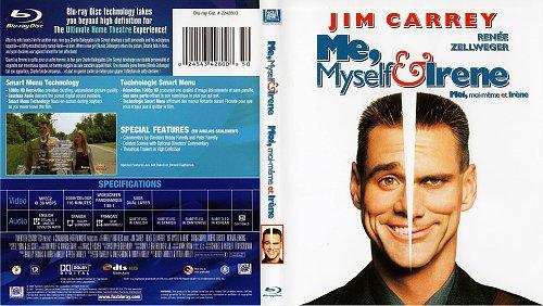 Я, снова я и Ирэн / Me, Myself & Irene (2000)