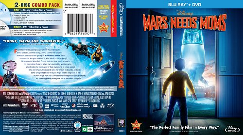 Тайна красной планеты / Mars Needs Moms (2011)