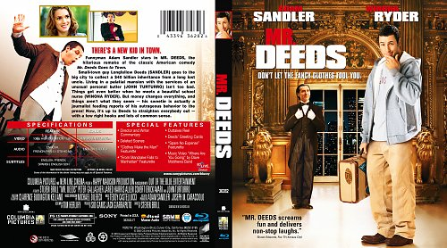 Миллионер поневоле / Mr. Deeds (2002)