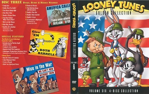 Луни Тюнз: Золотая коллекция / Looney Tunes: Golden Collection (1929-1968)