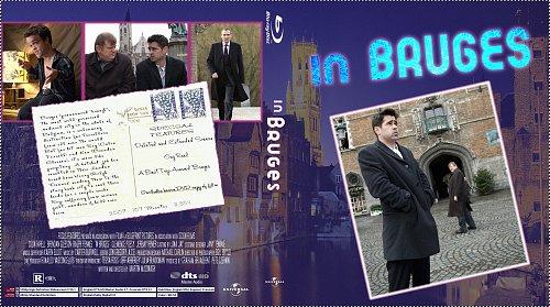 Залечь на дно в Брюгге / In Bruges (2008)