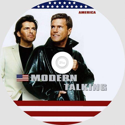 Modern Talking _ America_задувка на диск