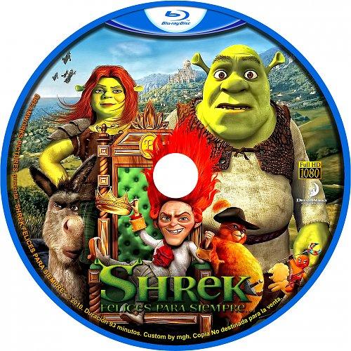 Шрек навсегда / Shrek Forever Affter (2010)