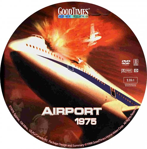 Аэропорт 1975 / Airport 1975 (1974)