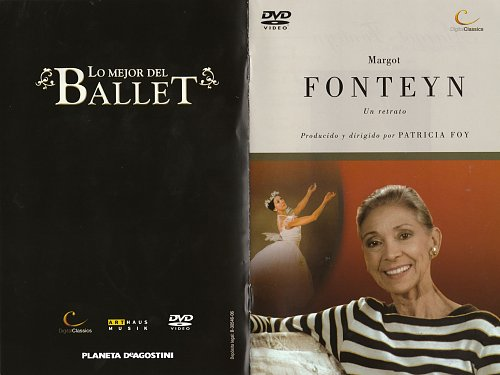 Марго Фонтейн / Margot Fonteyn (1989)
