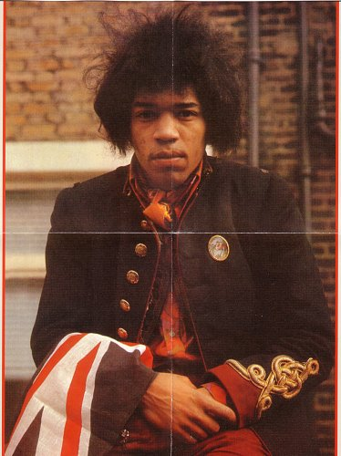 Jimi Hendrix - Midnight Lightning + Crash Landing 1975 part2