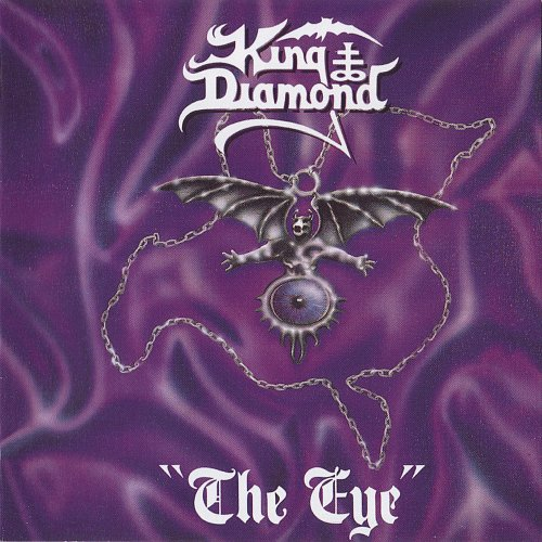 King Diamond - The Eye (1990) Remastered (1997) Russia (2008)