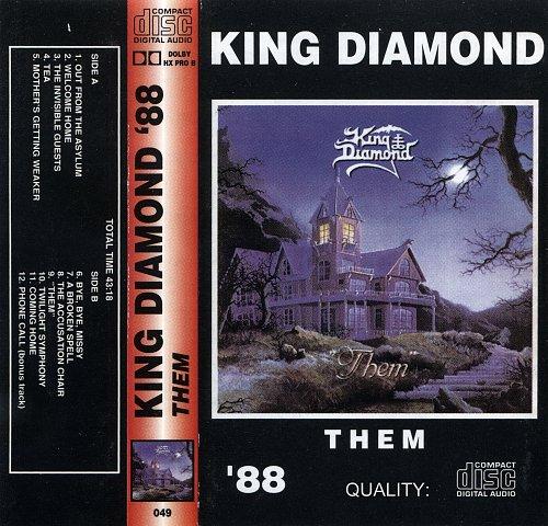 King Diamond - Them (1988)