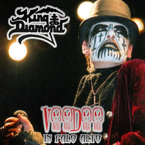 King Diamond - Voodoo In Palo Alto (Live At The Edge, Palo Alto, USA 20.04.1998)