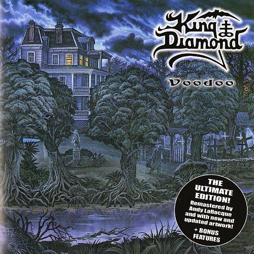 King Diamond - Voodoo (1998) Russia (2009) Irond Ltd.