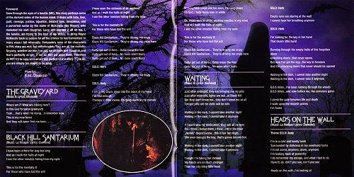 King Diamond - The Graveyard (1996) Russia (2009) Irond Ltd.