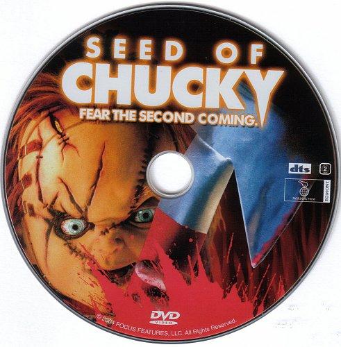 Потомство Чаки / Seed of Chucky / 2004