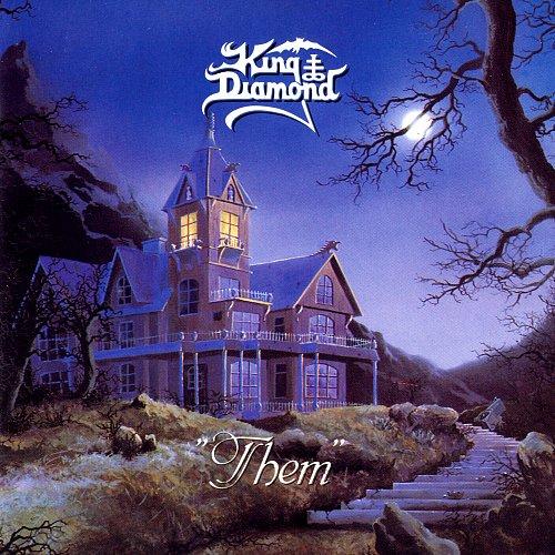 King Diamond - Them (1988) - EU (Denmark) / USA