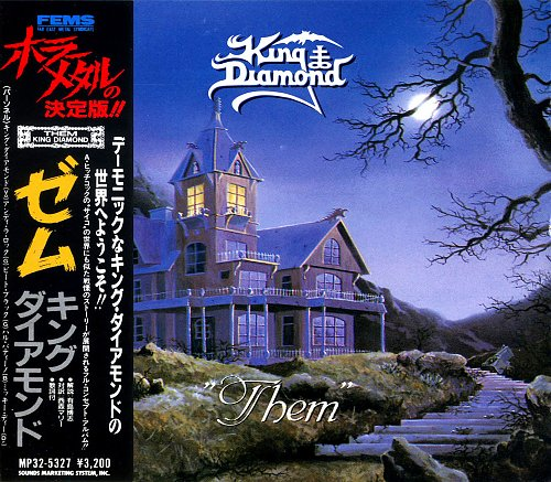 King Diamond - Them (1988 Japan)