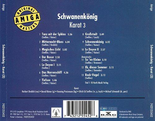 Karat - Schwanenkönig [1980]