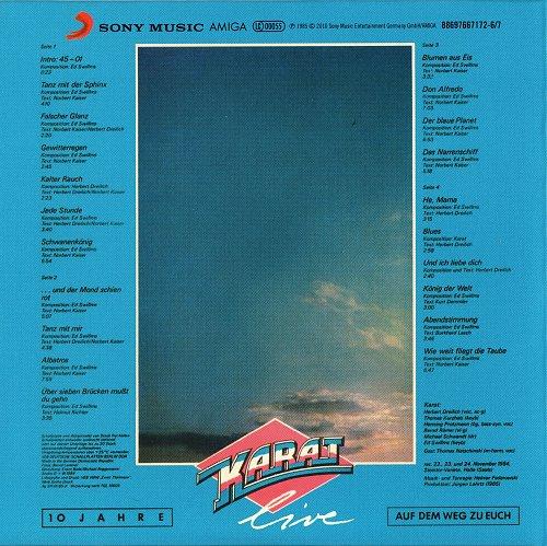 Karat - Live - 10 Jahre Auf Dem Weg Zu Euch (2CD) [1985]