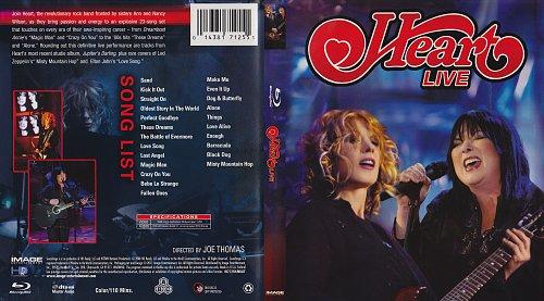 Heart - Live (2008)
