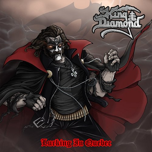 King Diamond - Lurking In Quebec (Live Quebec 27.07.1986)