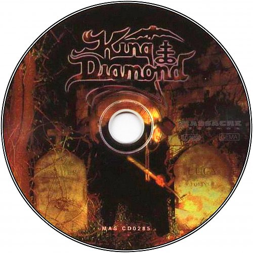 King Diamond - Nightmares In The Nineties (2001 Germany)
